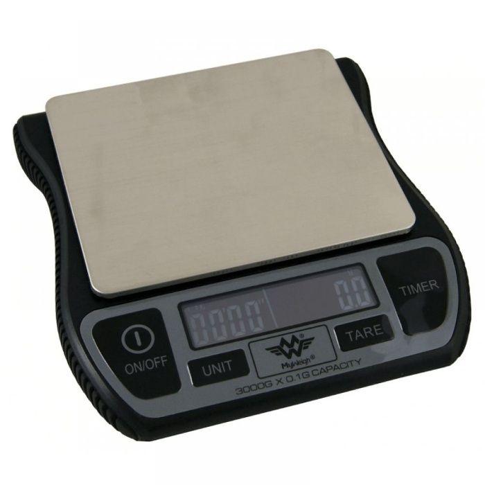 Cantar avansat My Weigh Barista 0.1-3000 grame cu USB Garantie 10 ani