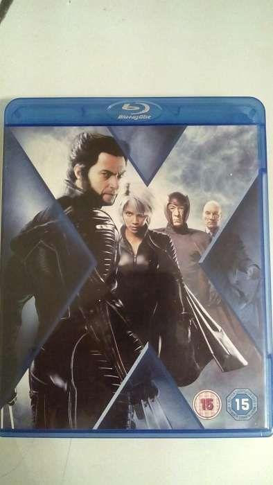 Pachet Blu ray X-Men Primele Trei Filme si bonus disc