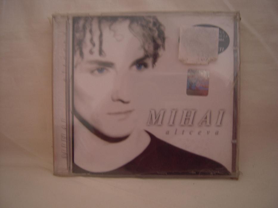 Vand cd audio Mihai Traistariu-Altceva,original,sigilat,holograma!