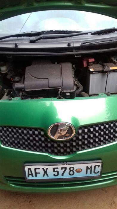 Toyota vitz moderno super novo a bom preço