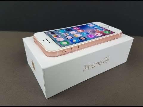 Apple Iphone SE 16Gb Novos na caixa