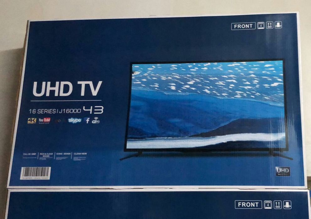 Samsung TV UHD 43