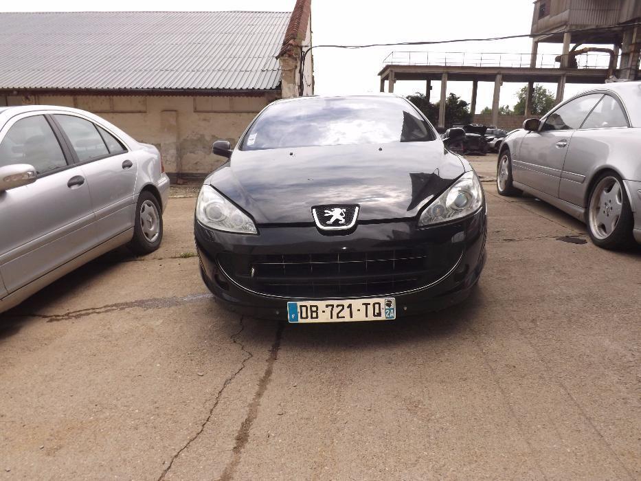 bara fata peugeot 407 coupe/ capota peugeot 407 coupe/ aripa 407 coupe