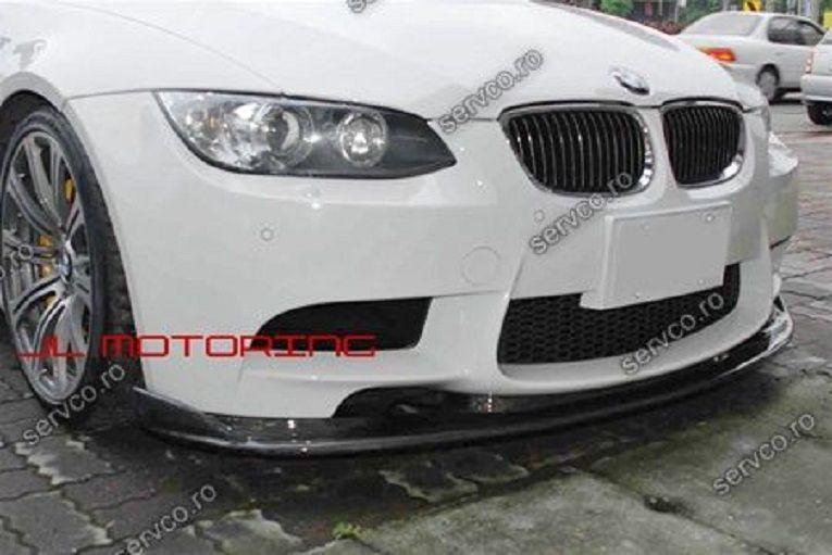 Prelungire spoiler lip bara fata BMW M3 E90 E91 E92 E93 E9X Hamann