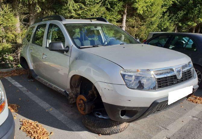 Dezmembrari Dacia Duster, fabr. 2011 1.5 DCI E5, E5, 4x4 | CTdez
