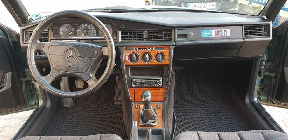 Стелки за Mercedes W201 190 от 1982 до 1993