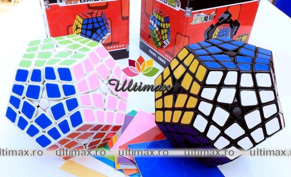 ShengShou Master Kilominx - Cub Rubik Profesional 4x4 Dodehedron