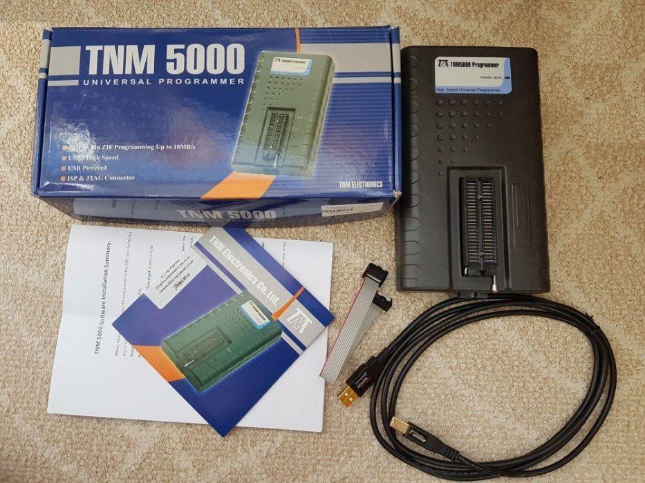Programator TNM5000 USB ISP EPROM, IO, memorii Flash ,EEPROM,PLD,FPGA