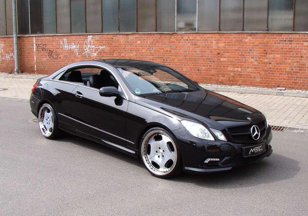 Dezmembrez Mercedes E350 CDI Coupe w207