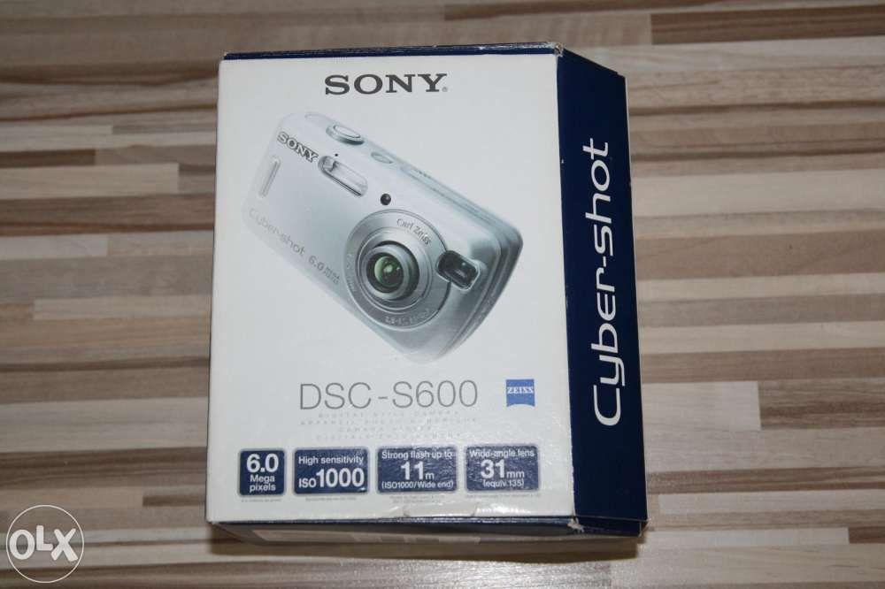 Camera foto - Sony DSC-S600