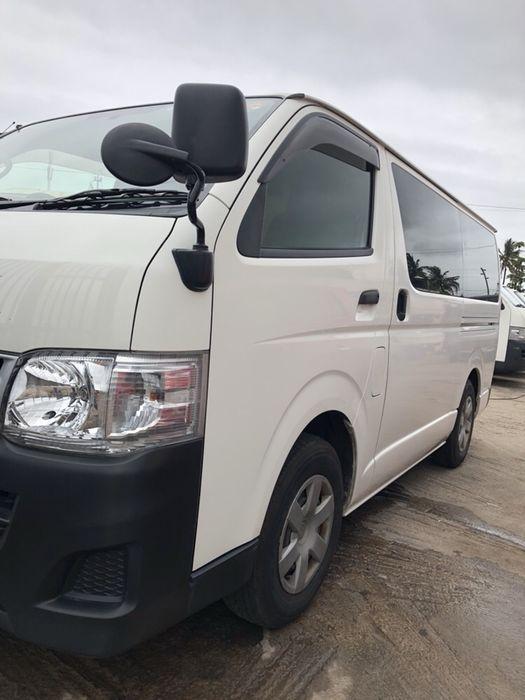 Toyota Hiace Maputo - imagem 4