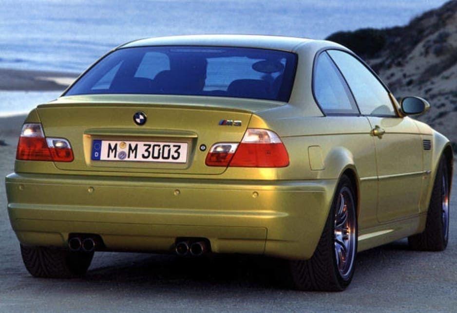 Стопове БМВ ляв Е46 десен М3 BMW M3 smg купе coupe с бял мигач ББС цд