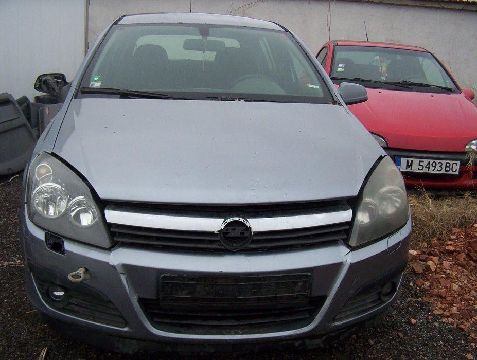 Продавам Opel Astra 1.6 на части.