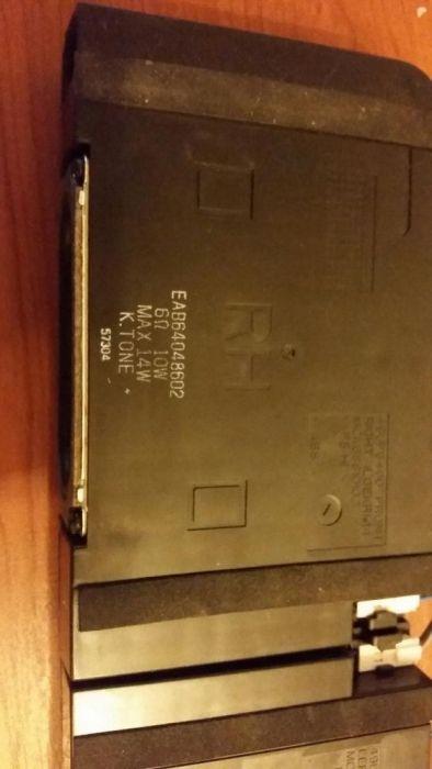 Колони за телевизор LG eab64048602 . Бартер за инструмент