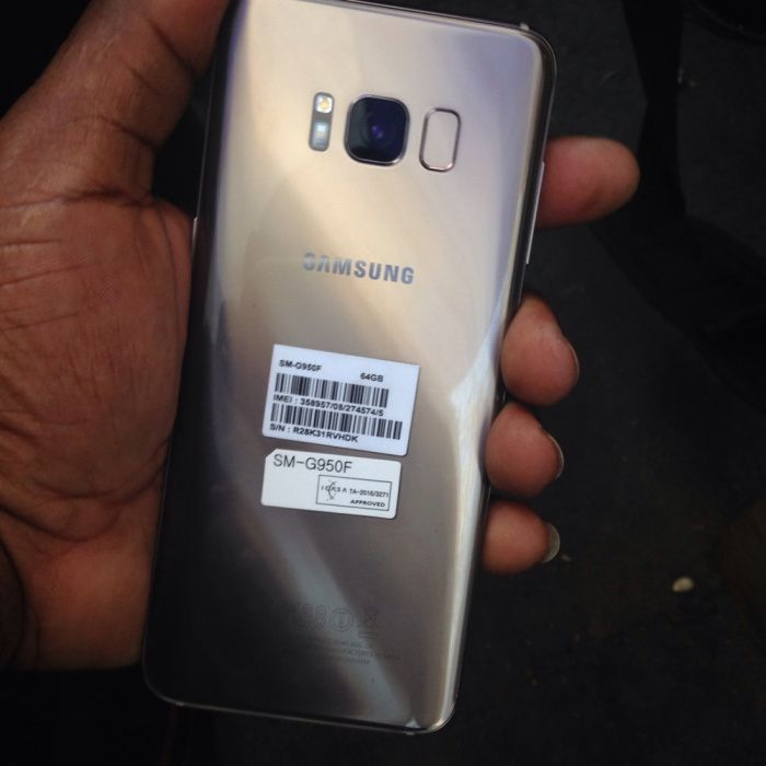 Galaxy s8 ha bom preço