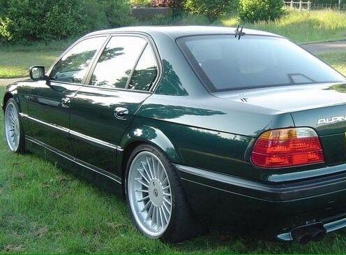Стопове БМВ Е38 фейслифт Алпина BMW стоп ляв десен ALPINA 740и 730д750