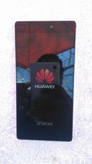 Huawei p8 fora da caixa