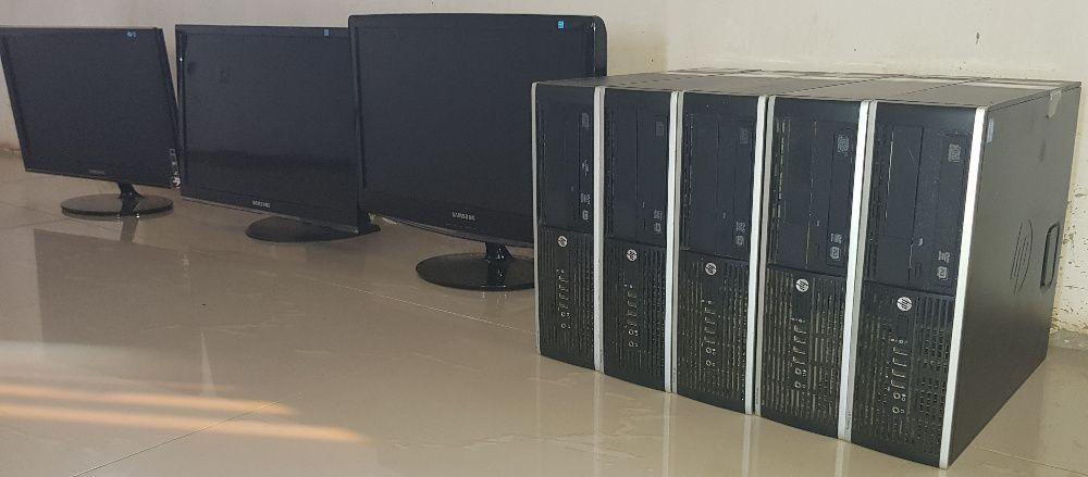 ...Computadores desktop core i5 completo com todos os componenteS... Bairro - imagem 1