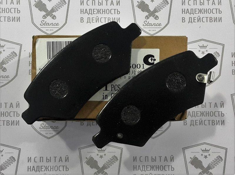 Колодки тормозные передние задние Лифан X60 Lifan X60
