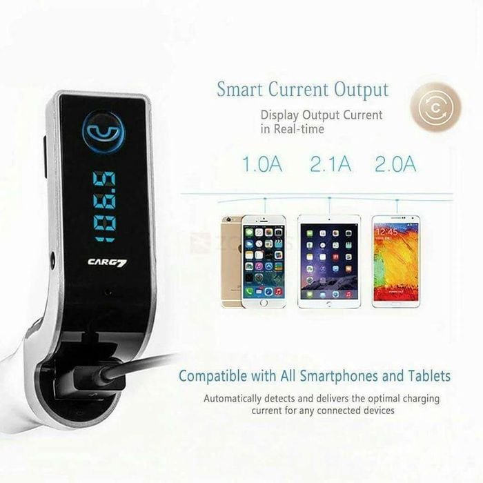 Bluetooth carg8 a 750mt e Carg7 a 600mt Bairro Central - imagem 2