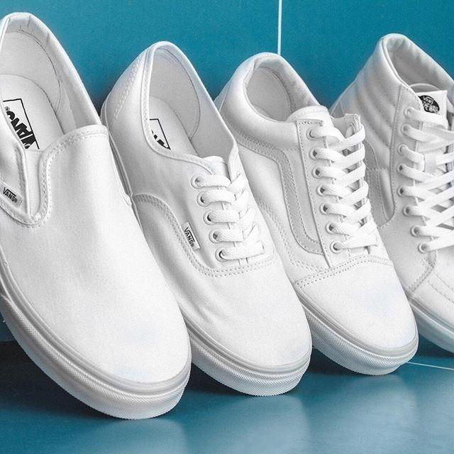 Vans Sleep on,classic,old school white