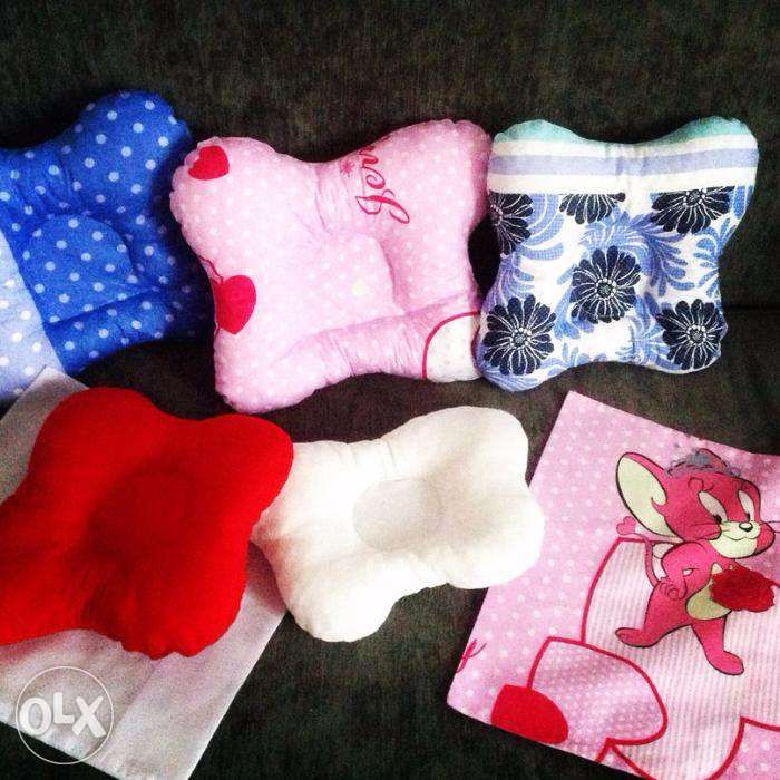 Ортопедическая подушка для младенцев