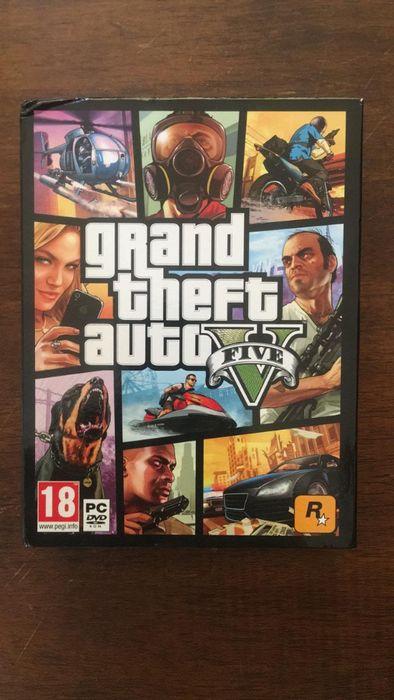 Grand Theft Auto V PC/DVD