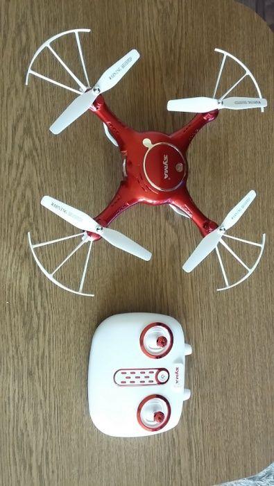 Drona SYMA X5UW Wi Fi Camera HD FPV inregistrare pe Telefon