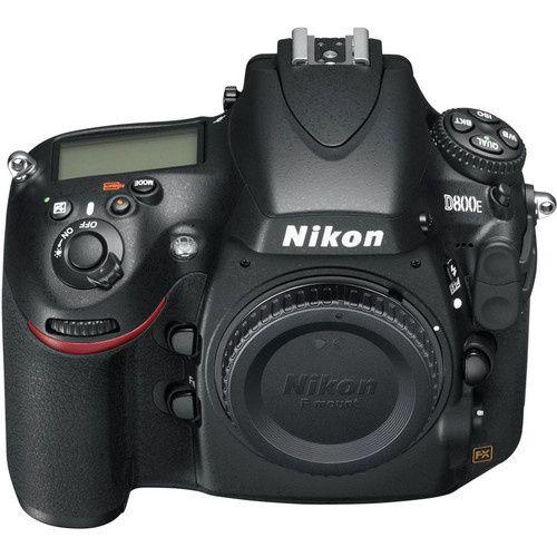 Vendo estas super Máquina Nikon D800E