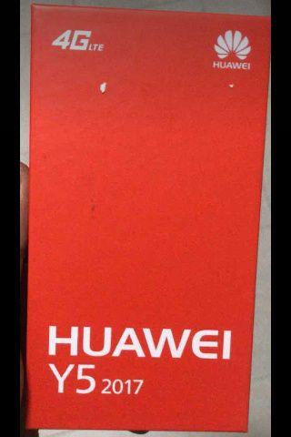 Huawei Y5 2017 Alto-Maé - imagem 1