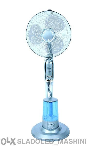 ТОП ОФЕРТА 99лв. ! Вентилатор с овлажняващ ефект Osaka Vs-6
