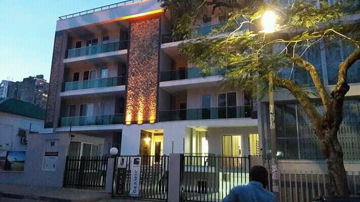 Vende se apartamento t2 mega luxuosa no condomínio Elite