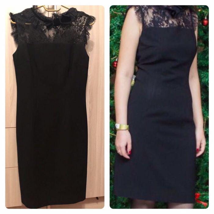 Продается французское платье в отличном состоянии.