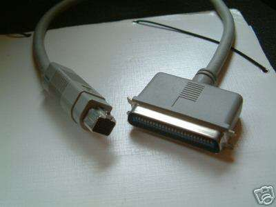 SCSI-Kablu pentru Apple MAC Powerbook HDI30 - CEN-50 - 90cm