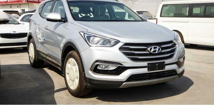 Hyundai Santa fe 0km