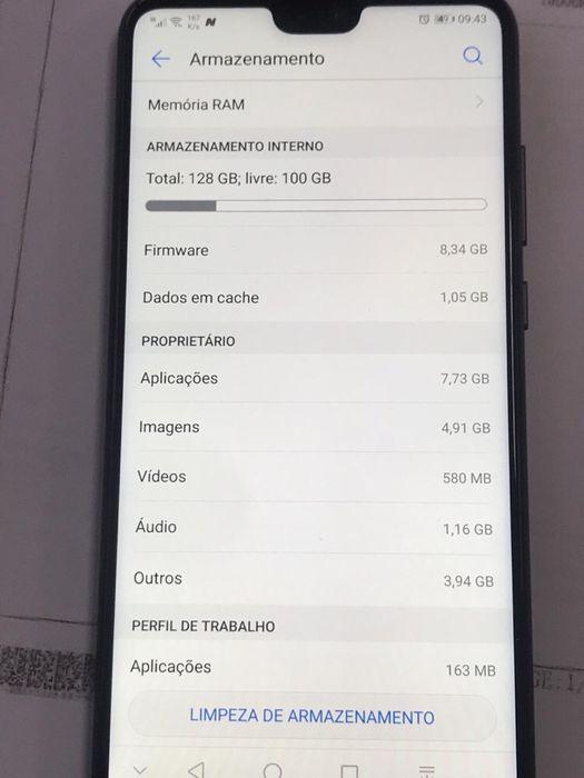 Huawei P20 Normal 128gb Clean