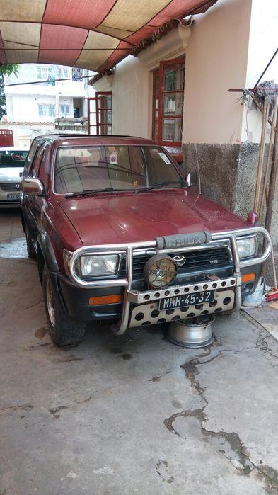 Toyota Surf a gasolina V6 Manual 4x4 Machava - imagem 1