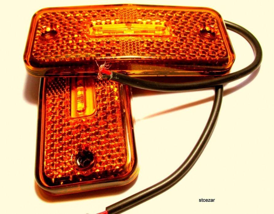 Lampa pozitie-laterala- led-iveco-fiat-citroen-peugeot