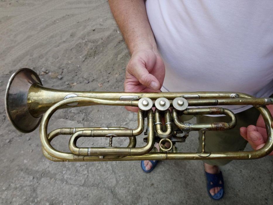 Vand trompeta/fligorn A.Braun