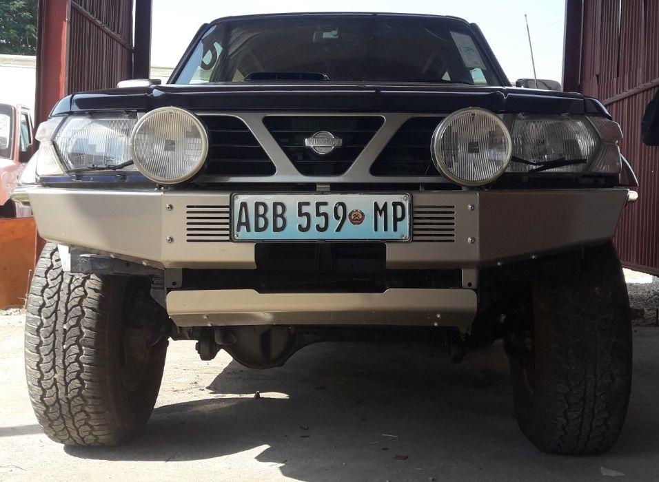Nissan Patrol Safari em excelente estado