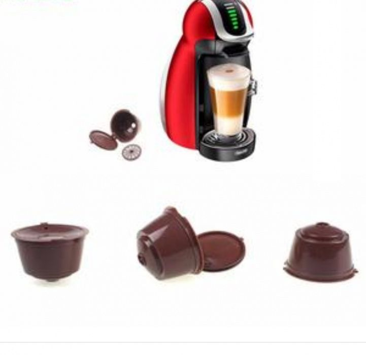 2.8 лв. Капсула за многократна употреба Dolce Gusto Долче Густо кафе