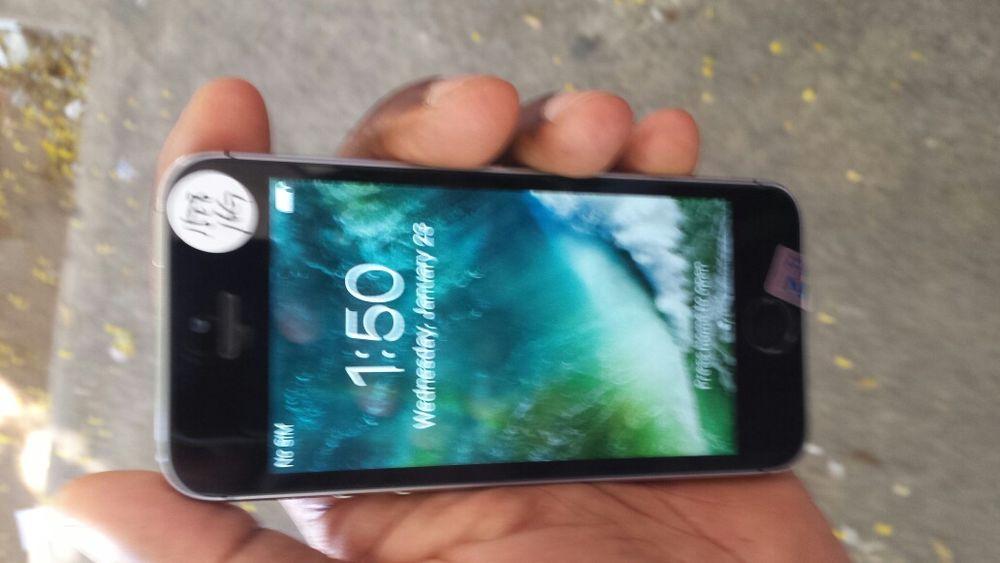 IPhone 5s novo fora da caixa 16 gb