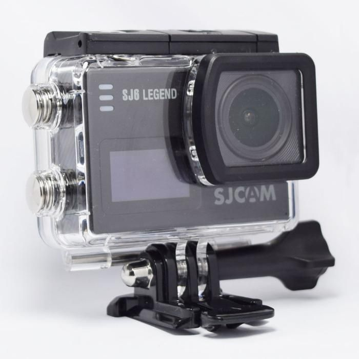 НОВА Екшън камера Original SJCAM SJ6 Legend 4K 24fps Wifi 16MP Gyro
