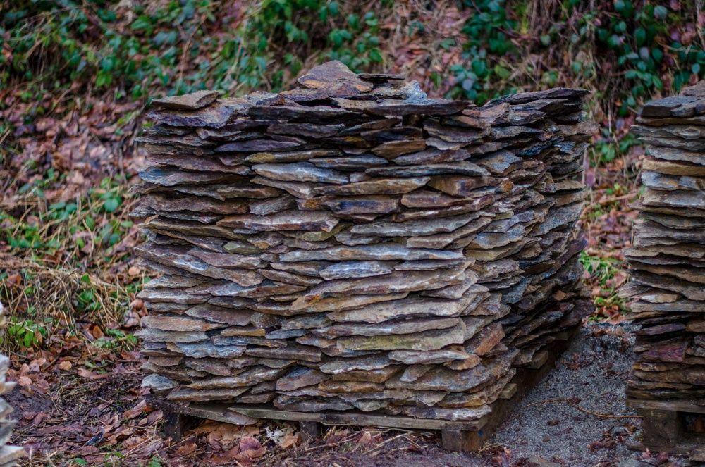 Piatra naturala de munte pentru pavat