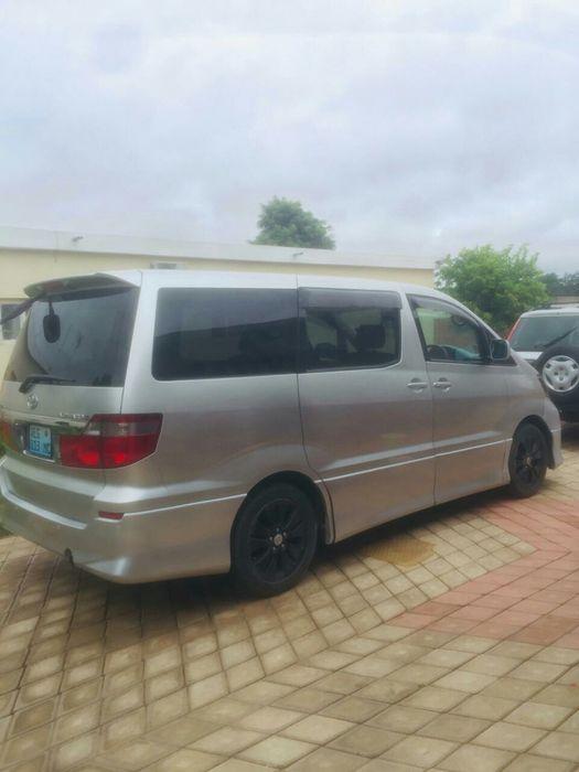 Vendo Toyota Alphard Machava - imagem 3