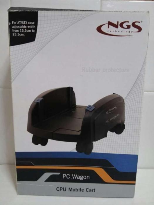 Suporte Base Protector para CPU PC Wagon (Marca NGS)