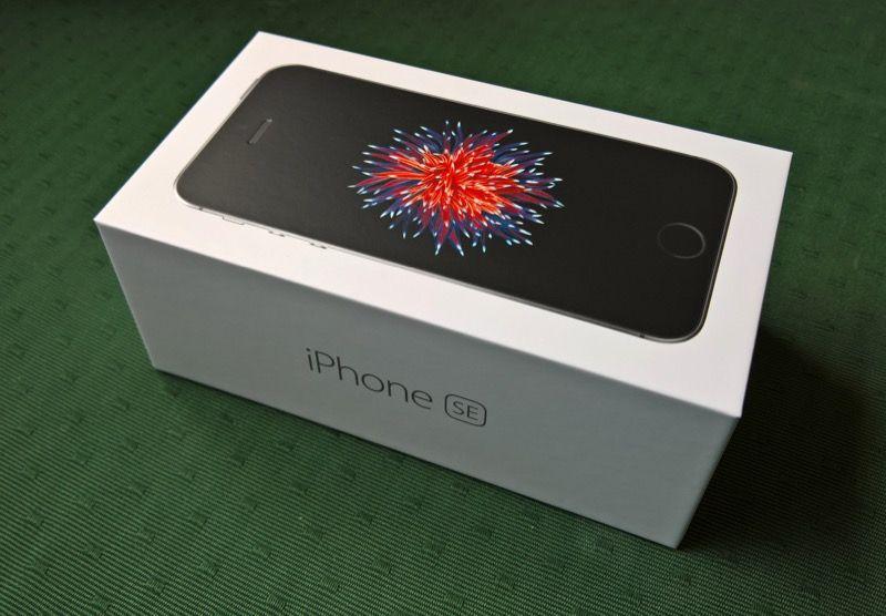IPhone SE 64GB/selados.