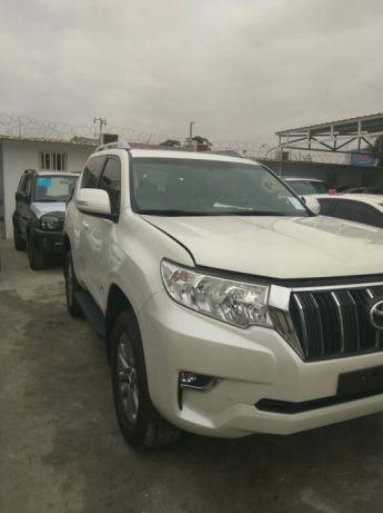 Toyota Prado VX.R Novo 19 Milhões de Kwanzas