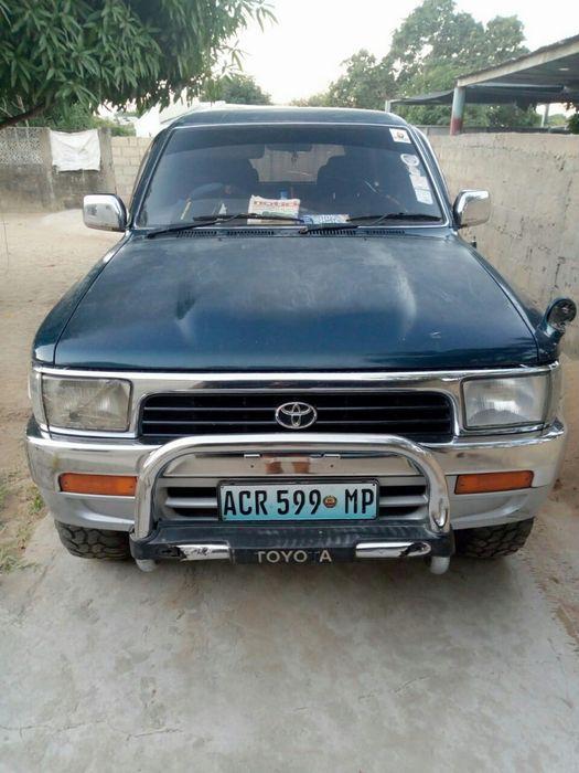 Toyota surf diesel automatico 4×4