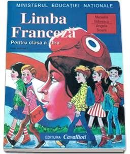 Limba franceza. Manual pentru clasa a VII-a limba moderna 1 - Cavallio